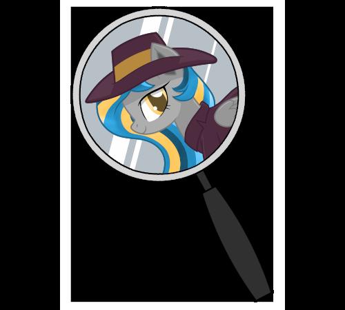 Noir Detective Sunny Showers