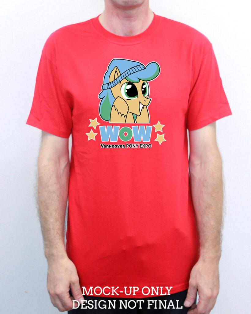 3. WOW Meme Garment (Blue Hat)