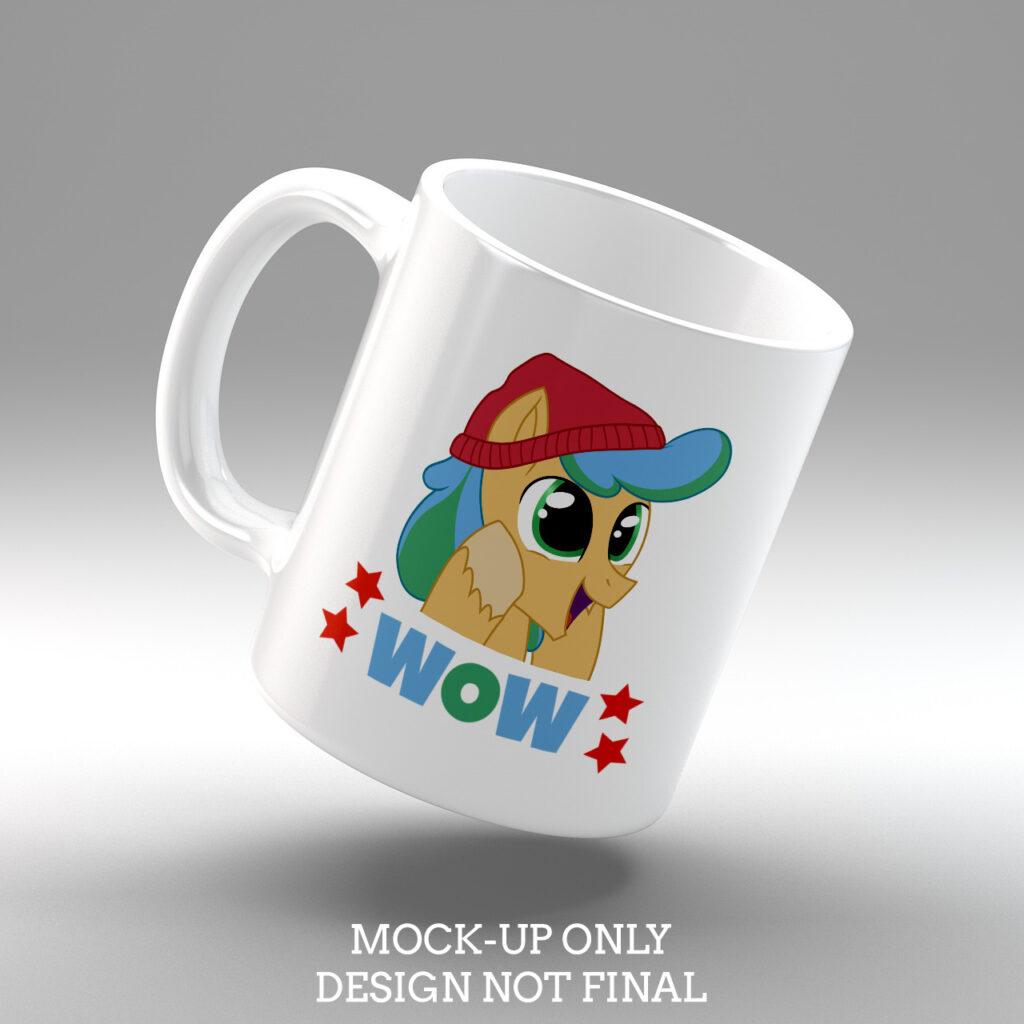 8. Wow! Mug